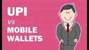 UPI vs Wallets